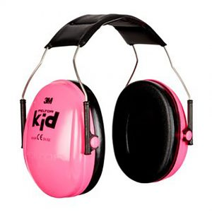 3M PELTOR 3M KIDS EAR MUFFS PINK