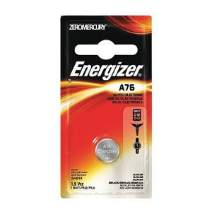 ENERGIZER BATTERY REMOTE A76