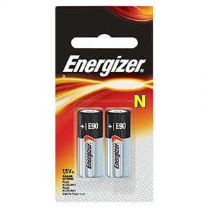 ENERGIZER BATTERY REMOTE E90