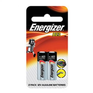 ENERGIZER REMOTE BATTERY A23