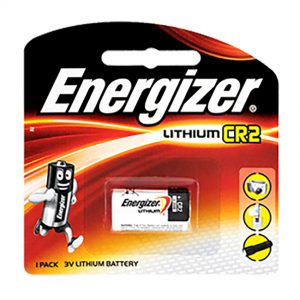 ENERGIZER SPECIALTY LITHIUM CR2
