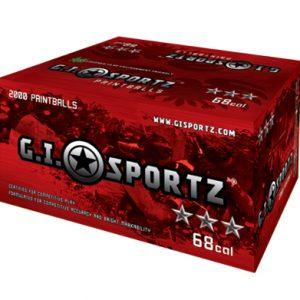 GI 3 STAR .68CAL 2000 PAINTBALLS