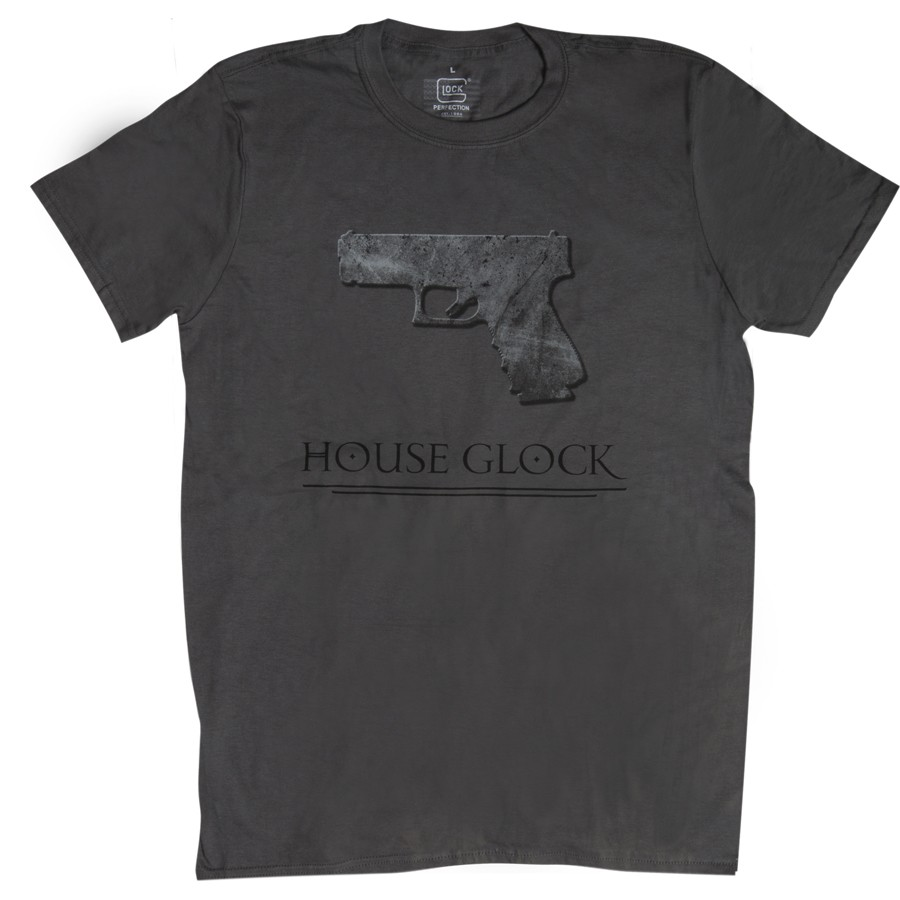 GLOCK HOUSE T-SHIRT