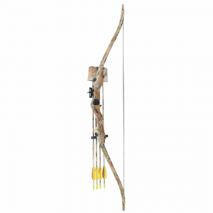 MANKUNG YOUTH RECURVE BOW CAMO
