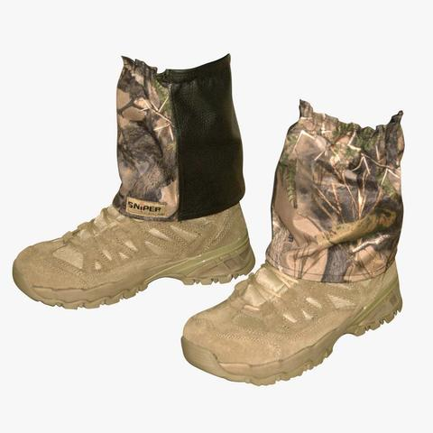 SNIPER 3D ANKLE GAITOR