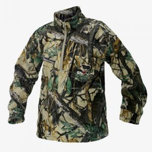 SNIPER 3D KIDDIES FLEECE TOP