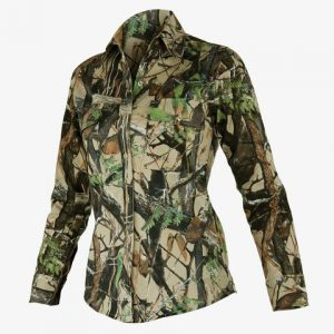 SNIPER 3D LADIES LONG SLEEVED SHIRT