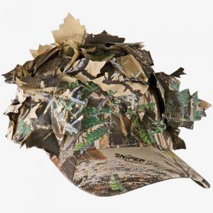 SNIPER 3D LEAFY PEAK CAP