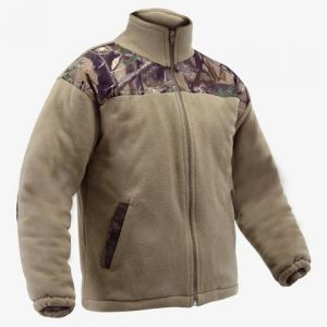 SNIPER KIDDIES PH KHAKI FLEECE JACKET