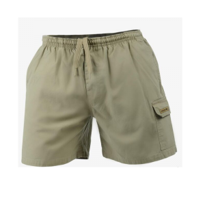 BASIC ESSENTIAL SHORTS KHAKI