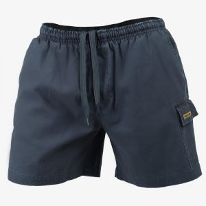 BASIC ESSENTIAL SHORTS INDIGO